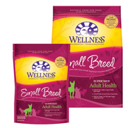 Wellness Super 5 Mix Small Breed Adult12lb