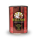 Wellness Canned Dog Food Senior 6oz