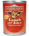 EVANGER'S CLASSIC LAMB AND RICE 13OZ