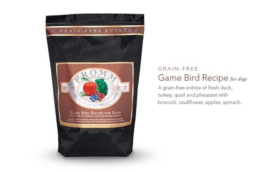 FROMM GAME BIRD RECIPE 4#