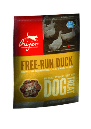 ORIJEN FREE RUN DUCK 3.5 oz