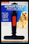FOUR PAWS UNDERCOAT RAKE SHORT TOOTH