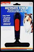 FOUR PAWS UNDERCOAT RAKE LONG TOOTH