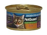PetGuard Lite Chicken Stew Dinner 3OZ