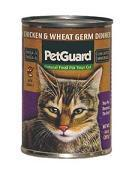 PetGuard Chicken & Wheat Germ Dinner 14OZ