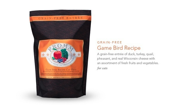 FROMM GAME BIRD RECIPE 5#