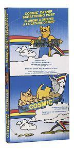 COSMIC DOUBLE WIDE CARDBOARD SCRTATCHER