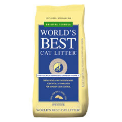 World's BEST Cat Litter  34lb