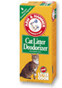 ARM & HAMMER CAT LITTER DEODORIZER 20 OZ